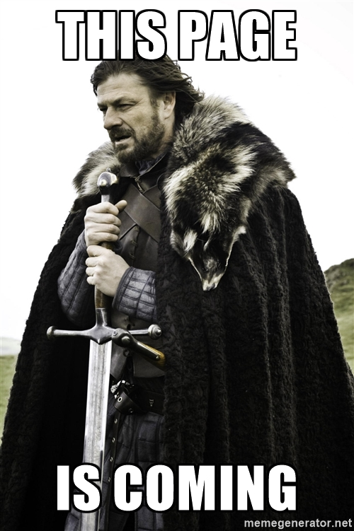 Ned Stark Meme