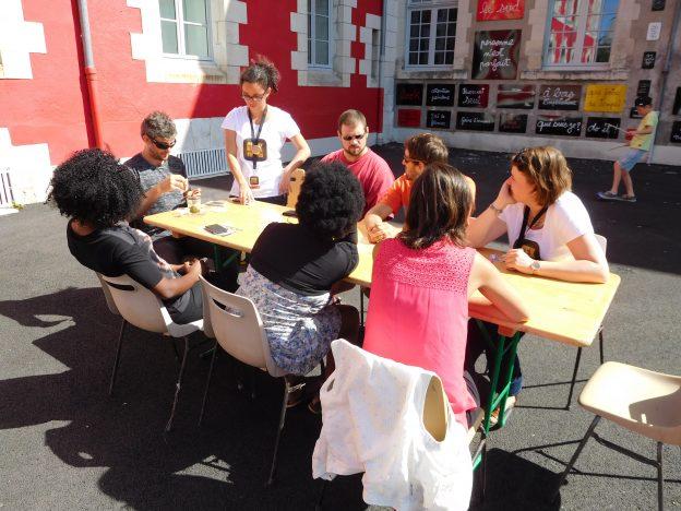 Après-midi ludique le 16 juillet à la Fondation du Doute de Blois