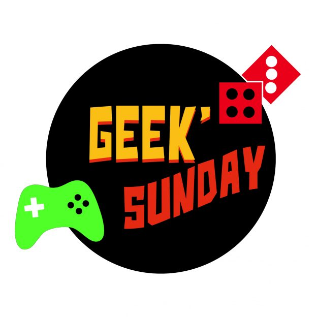 """Evenement """"Geek' Sunday"""" le 18 juin à Blois"""