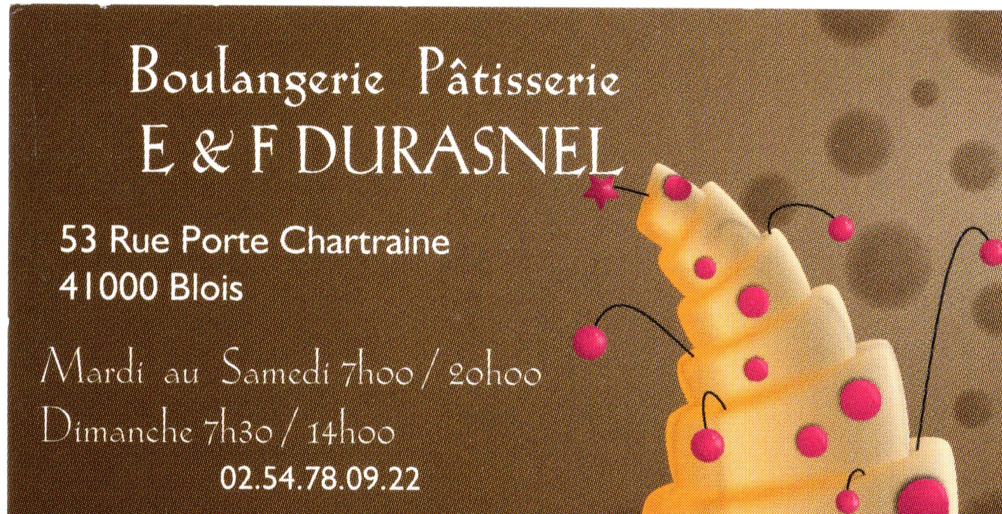 Boulangerie Durasnel