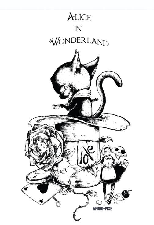Alice au pays des merveilles Enoch